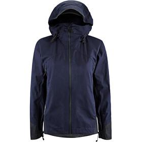 Klättermusen W's Einride Jacket Storm Blue